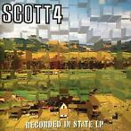 cd - Scott 4 - Recorded In State LP
