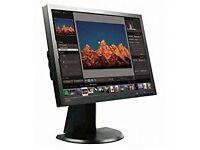 Lenovo ThinkVision L2440p 24'' Wide Monitor - Black