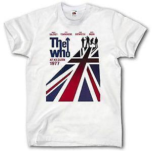 vintage the who t shirts