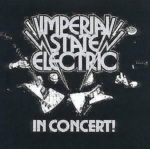 Imperial State Electric - In Concert!   CD  NEU