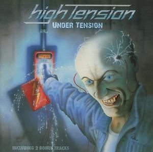 High Tension - Under Tension von High Tension (2016) CD Neu!! - Gmund, Deutschland - High Tension - Under Tension von High Tension (2016) CD Neu!! - Gmund, Deutschland
