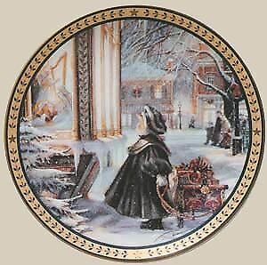 Trisha Romance Limited Edition Collector Plate Windsor Region Ontario image 1