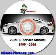 Audi TT Repair Manual