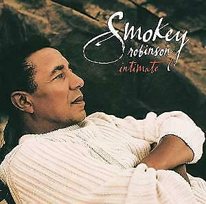 cd - Smokey Robinson - Intimate
