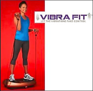 Vibra fit 3D - Work out Machine