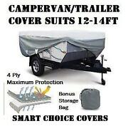 Camper Trailer Cover