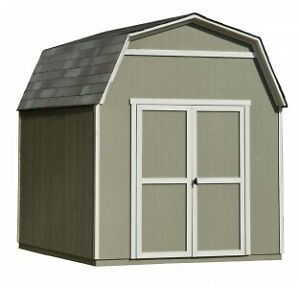 Heartland Rainier 10'X10' Shed