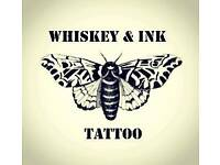 Whiskey and Ink Tattoo