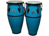 Pear primero congas with stand