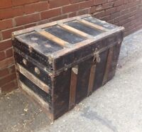 Very Old Chest/Trunk