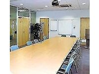 This office space includes networked telephones and high-speed broadband & have access to iCentrum.