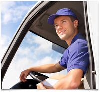G-CLASS DRIVER/MOVER NEEDED IN MISSISSAUGA!