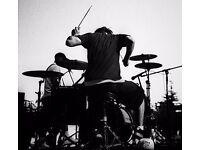 DRUMMER WANTED! Rehearsals soon.