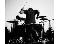Drummer wanted for up and coming pop singer