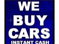 CASH PAID FOR CARS AND VANS!!!!