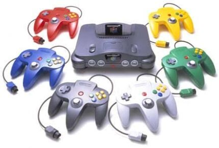 Wanted Nintendo 64 GAMES and accesories Sydney City Inner Sydney Preview