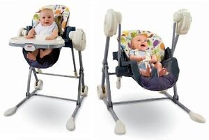 Fisher-Price Swing to High Chair,
