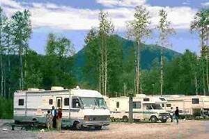 150 PAD FRANCHISED RV PARK FOR SALE IN HINTON, AB