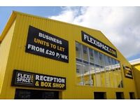 Business Storage & Workspace Manchester Central 20 - 1000sqft Flexible terms Summer Offers