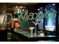 Supervisor/ duty manager required to join the team at Di Maggio's Hamilton