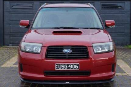2005 Subaru Forester Wagon Broadwater Busselton Area Preview