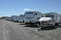 Outdoor Storage for Boats,Trailers,Car  LARGE ITEMS in your way.