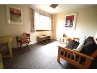 Stylish 1 bedroom furnished semi-detached property in Slateford available February