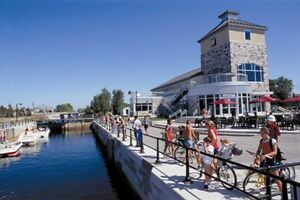 LACHINE WATERFRONT FURNISHED 3 1/2, GRANITE, SATELLITE, WiFi West Island Greater Montréal image 8