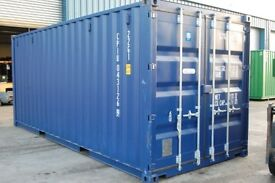 20FT X 8FT SHIPPING CONTAINERS / STORES NEW AND USED 40FT'S ALSO AVAILABLE