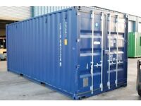 20FT X 8FT SHIPPING CONTAINERS / STORES FOR SALE £1100