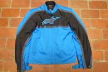 Alpinestars textile waterproof jacket size Large Eltham Nillumbik Area Preview