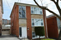 Newly renovated, Spacious, Bright 3 BR Apt @ Bloor West North
