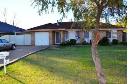 Neat 3 bedroom home, pool, garage, carport behind gates/covered o Cranebrook Penrith Area Preview