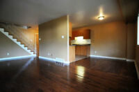 FULLY RENOVATED 2 BEDROOM TOWNHOUSE - MODERN & LARGE W/ YARD