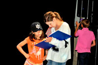 Acting Camp (July 20 - 24) for ages 9 to 12