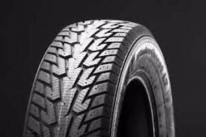 245/70R17 Spécial pré saison pneus hiver neufs