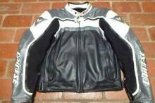DAINESE LEATHER JACKET SIZE 52 Eltham Nillumbik Area Preview
