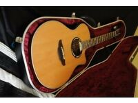 Yamaha APX500 Electro-Acoustic Guitar - Natural Finish (as new)