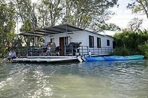 Wanted, Houseboat Mooring near Murray Bridge or a bit further away Magill Campbelltown Area Preview