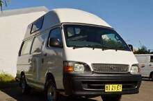 Toyota Hiace 5 Seater Campervan For Sale- Sydney 0 Woolloomooloo Inner Sydney Preview