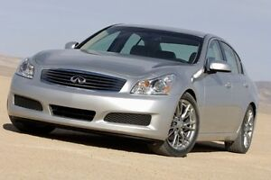 2008 INFINITY G35 ENGINE AND TRANSMISSION SALE