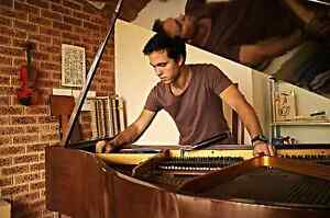 Piano and Historical Keyboard Instrument Tuner and Technician Perth Region Preview