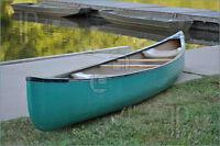 Stolen Canoe on Muskoka River (Green) $ 100.00 Reward