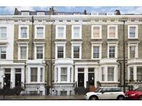 Studio flat in Finborough Road, London