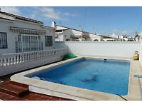 Villa with Private Pool COSTA BLANCA TORREVIEJA - July 13 to 27 - 2017 available for rental