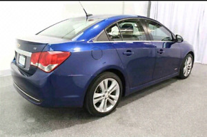 Chevy Cruze 2013 RS