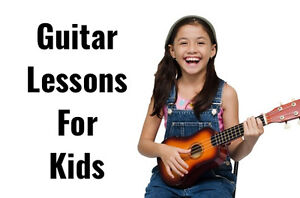 GUITAR LESSONS FOR KIDS – FUN, FLEXIBLE, AFFORDABLE