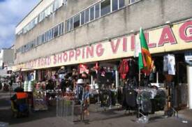 GET TRADING IN 2017 Lock Up Shop Units To Let/Rent - Dalston Market /Ridley Road, Hackney London E8