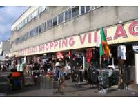 Lock Up Shop Units To Let - Rent - Dalston Market / Ridley Road - Hackney London E8