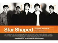 Star Shaped Club - Supersonic: Oasis Special!!!